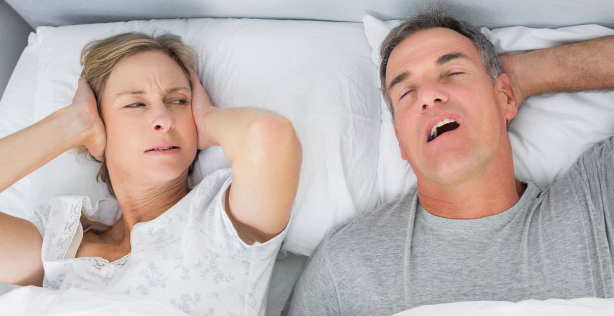 how to stop snoring image