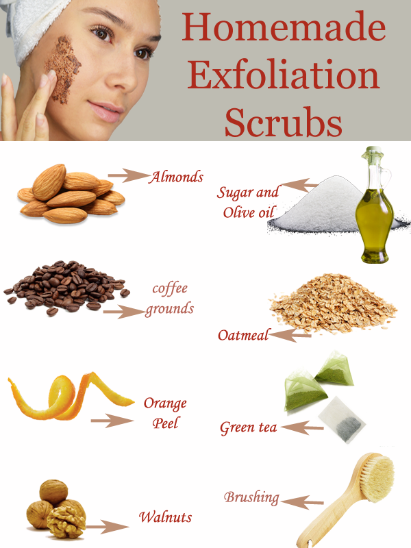 Natural kitchen remedies to remove dry skin