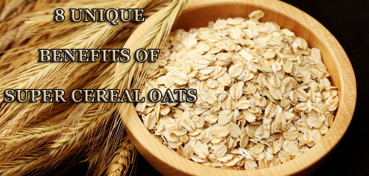 8 Unique Benifts of Oats