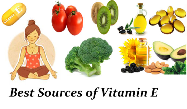Best Sources of Vitamin E