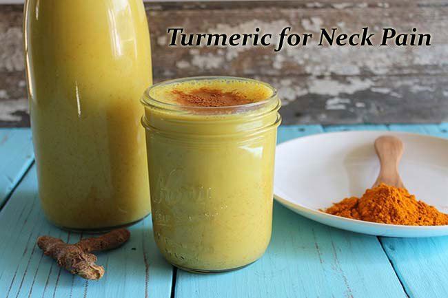 Turmeric for Neck Pain