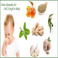 Get Rid of Cold and Cough in Babies – Natural Cough Remedies for Infants, Cold Remedies for Toddlers