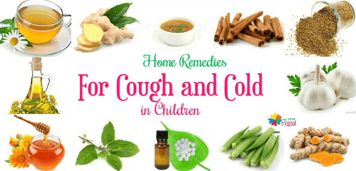 Remedies for Cold in Babies