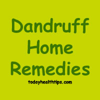 Dandruff Home Remedies   Best Itchy Scalp Tips