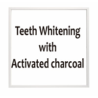 Teeth Whitening with Activated Charcoal – Benefits of brushing teeth with Charcoal