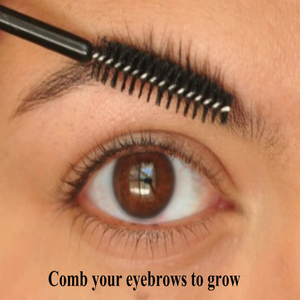 thin to thick eyebrows for men and women