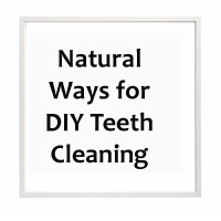 DIY Teeth Cleaning Techniques – Best ways to whiten your teeth