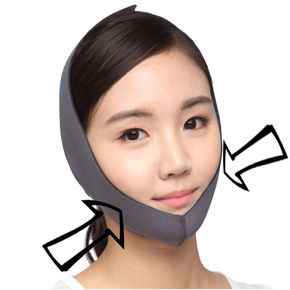 double chin wrap Image