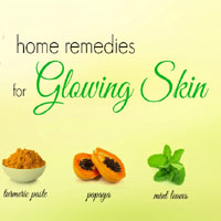 Home Remedies for Glowing Skin | Tips for Glowing Skin and Face Pack for Bright Face