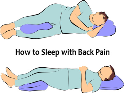 how-to-sleep-with-back-pain