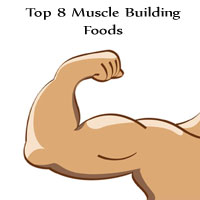 Best Muscle Building Foods | What to eat for Muscle Gain, Muscle growth