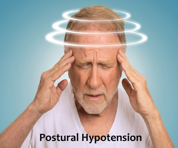 Causes for Orthostatic Hypotension