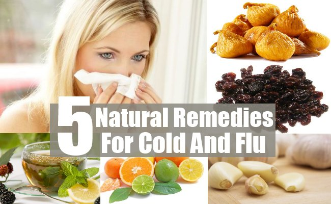 Remedies for Cold and Flu image