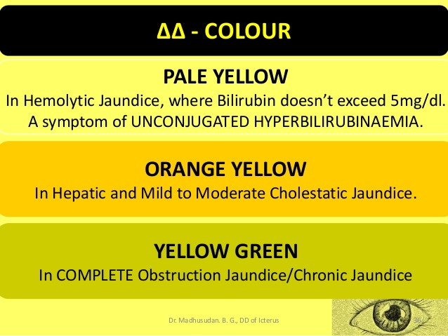 What are the Signs of Jaundice