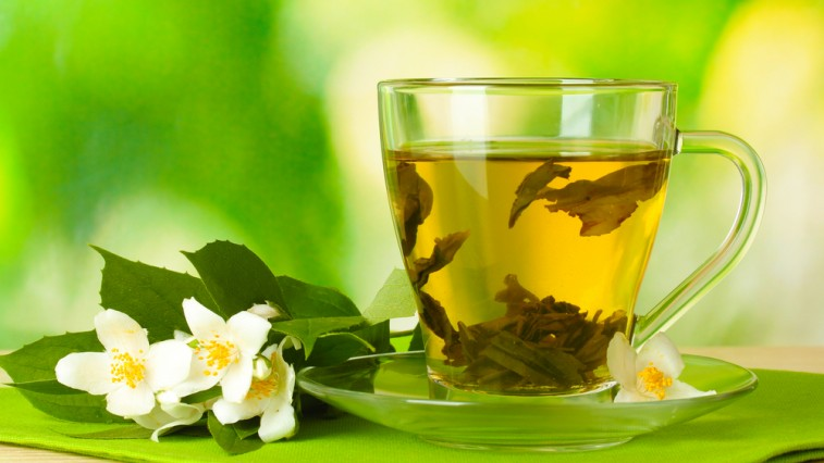 green tea-image