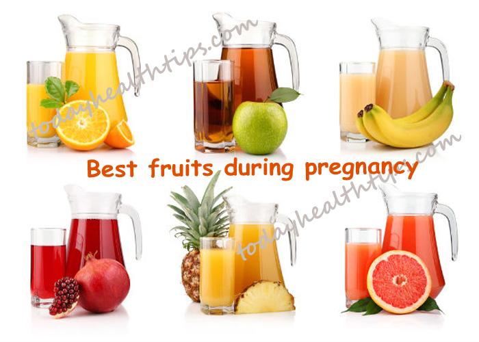 Food in pregnancy