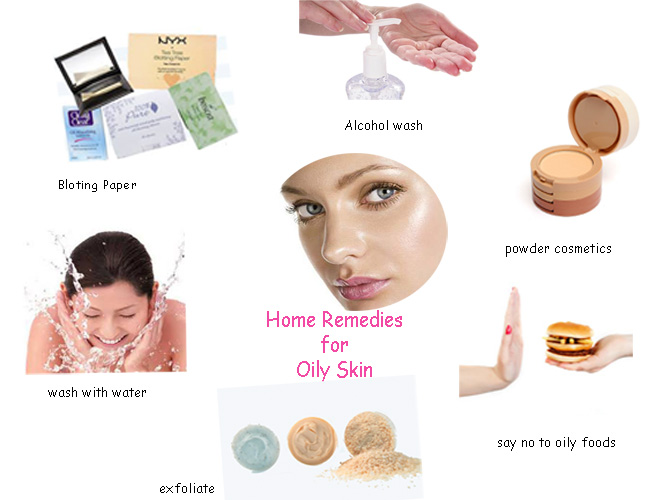 treatment for oily face