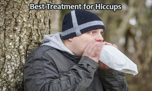 Best Treatment for Hiccups