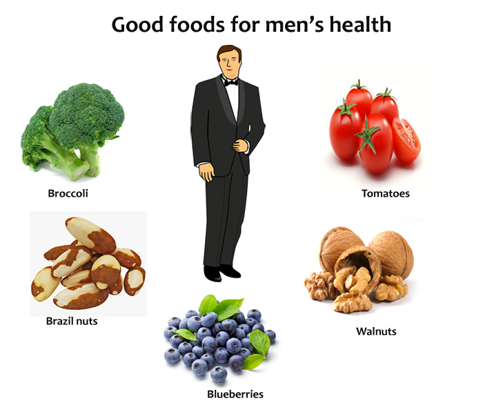 daily foods for good health