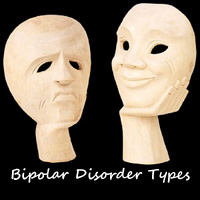 Bipolar Disorder Types – Different forms of Bipolar