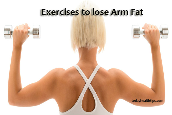 Exercise for Arm Fat loss