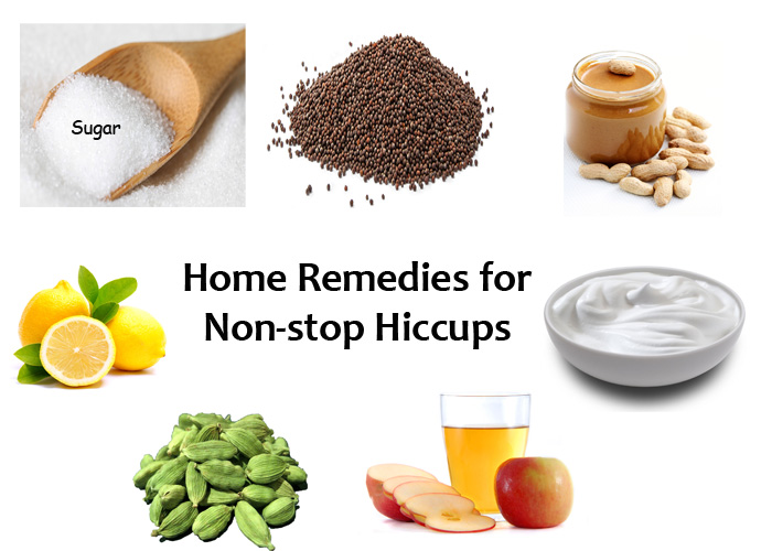 Home Remedies for Non-stop Hiccups