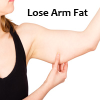 How to Lose Arm Fat – Exercises to reduce Arm Fat