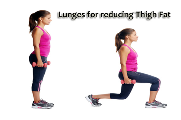 How To Reduce Fat From Thighs At Home Burn Thigh Fat