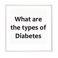 What are the Types of Diabetes – Know different kinds of Diabetes