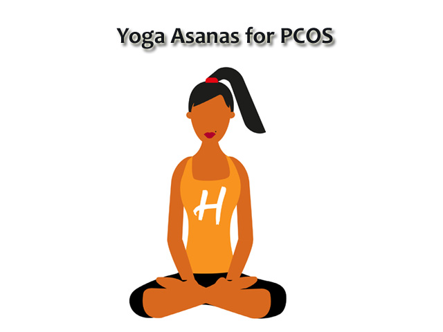 8 Yoga Asanas for PCOS – PCOD Treatment at Home