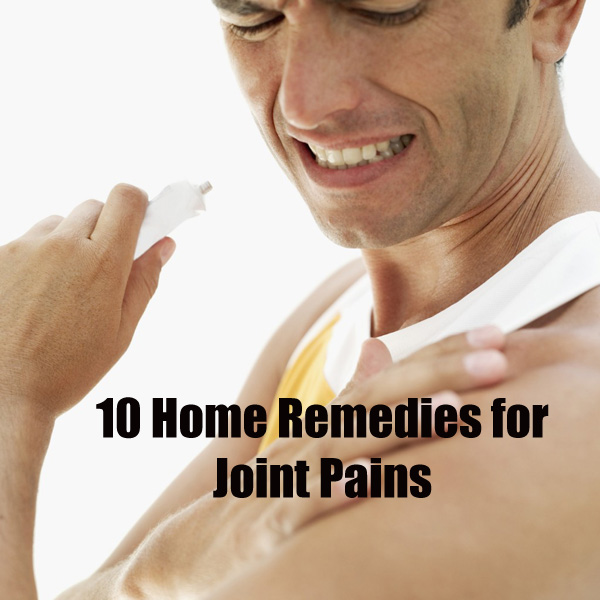 how to stop joint pains