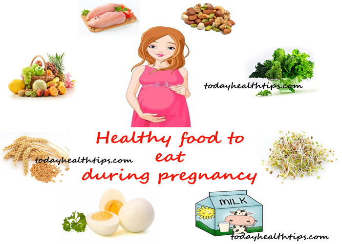 Healthy Diet During Pregnancy  Diet Chart For Pregnant Women