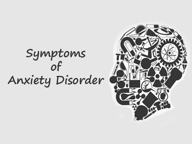 What are Anxiety Symptoms? Signs of Generalized Anxiety Disorder