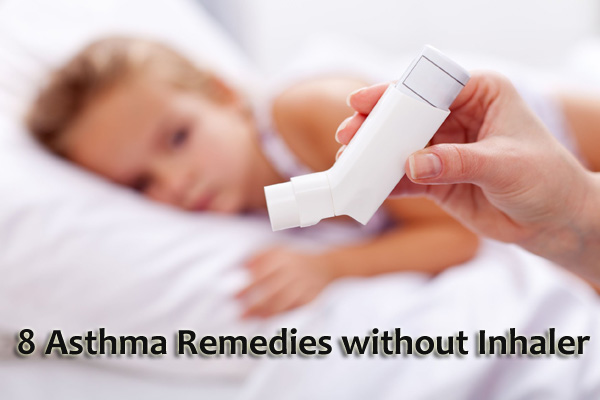 Asthma Remedies without Inhaler