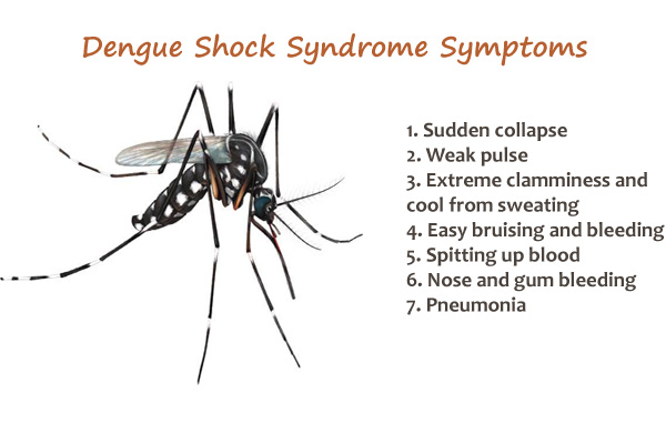 Dengue Symptoms in tamil
