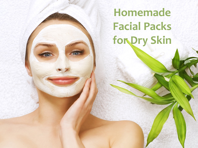 Face Packs for Dry Skin