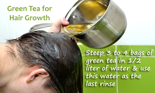 how to use green tea