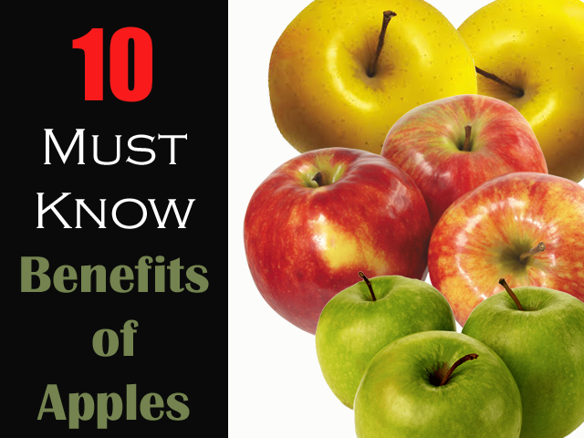 Top 10 Health Benefits of Apple | Nutritional Facts of Apples