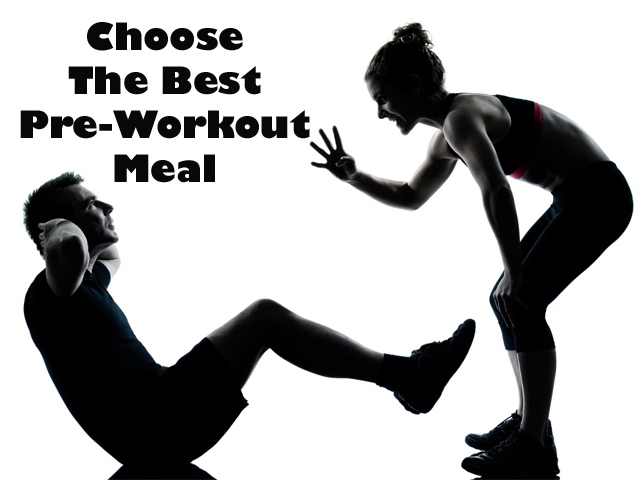 Foods to Eat Before Exercise | Pre-Workout Meal to Lose Weight