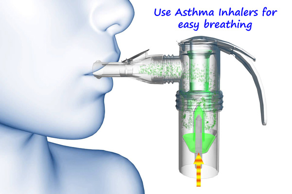 inhalers for asthma