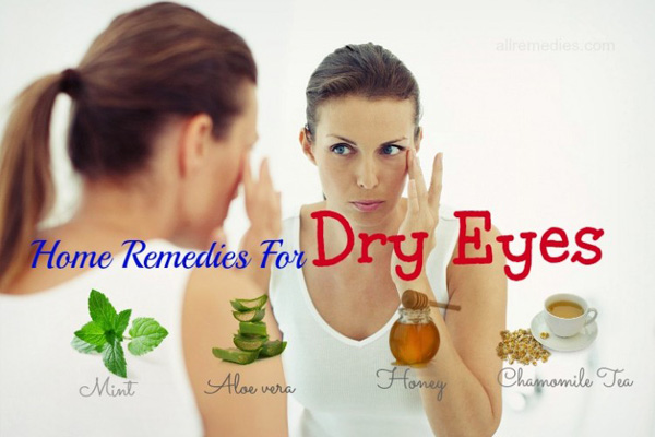 redness of eye home remedies