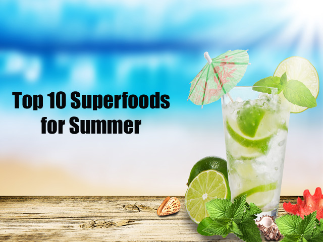 What are the best summer foods in the world?