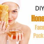 Honey face pack