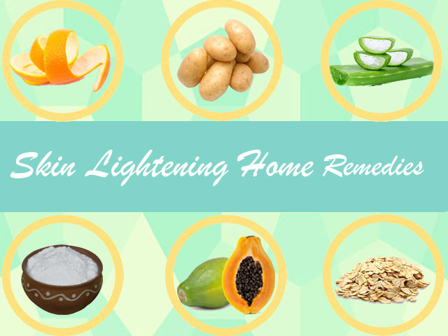 Best Skin Whitening Home Remedies