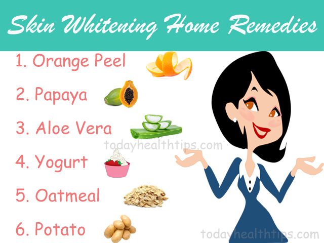 Home remedies to lighten skin tone naturally