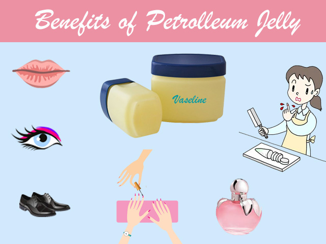 11 Amazing Benefits of petroleum jelly