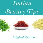 Indian Beauty tips