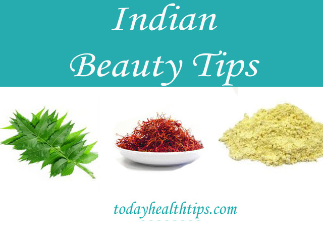Homemade Indian Beauty tips for Glowing skin and hair
