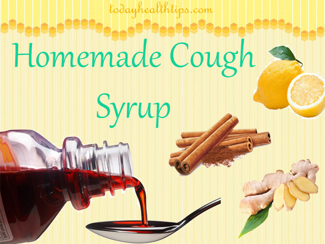 Homemade cough syrup for immediate relief