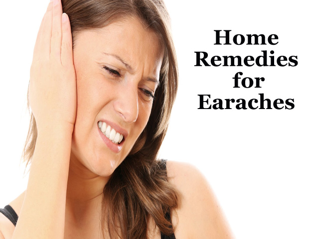 How to get rid of ear pain with simple home remedies?